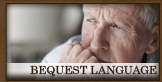 Bequest Language